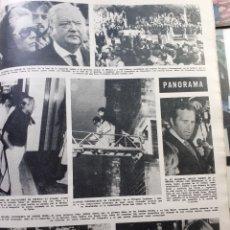 Coleccionismo de Revistas y Periódicos: PETER SELLERS SUSAN FORD GRACE KELLY. Lote 178972406