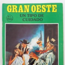 Coleccionismo de Revistas y Periódicos: GRAN OESTE. NO. 2. - UN TIPO DE CUIDADO.. Lote 179009823