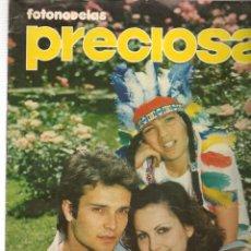 Coleccionismo de Revistas y Periódicos: FOTONOVELAS PRECIOSA. Nº 8. OTRA VEZ LA SOLEDAD. EDITORIAL NUEVA FRONTERA.1977. (P/B1). Lote 179018783