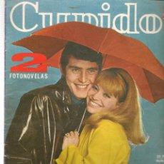 Coleccionismo de Revistas y Periódicos: 2 FOTONOVELAS. CUPIDO. Nº 61. CUANDO EL ODIO MANDA / CANTO A LA VIDA. EDT. NUEVA FRONTERA 1971(P/B1). Lote 179019273