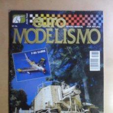 Coleccionismo de Revistas y Periódicos: Nº 76 - EURO MODELISMO - ACCION PRESS - NOVIEMBRE - 1998. Lote 179032547