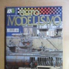 Coleccionismo de Revistas y Periódicos: Nº 85 - EURO MODELISMO - ACCION PRESS - AGOSTO - 1999. Lote 179032933