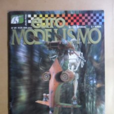 Coleccionismo de Revistas y Periódicos: Nº 89 - EURO MODELISMO - ACCION PRESS - DICIEMBRE - 1999. Lote 179033362