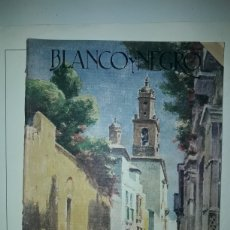 Coleccionismo de Revistas y Periódicos: REVISTA ILUSTRADA DE 1924 BLANCO Y NEGRO. Lote 179033537