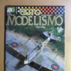 Coleccionismo de Revistas y Periódicos: Nº 105 - EURO MODELISMO - ACCION PRESS - ABRIL - 2001. Lote 179034401