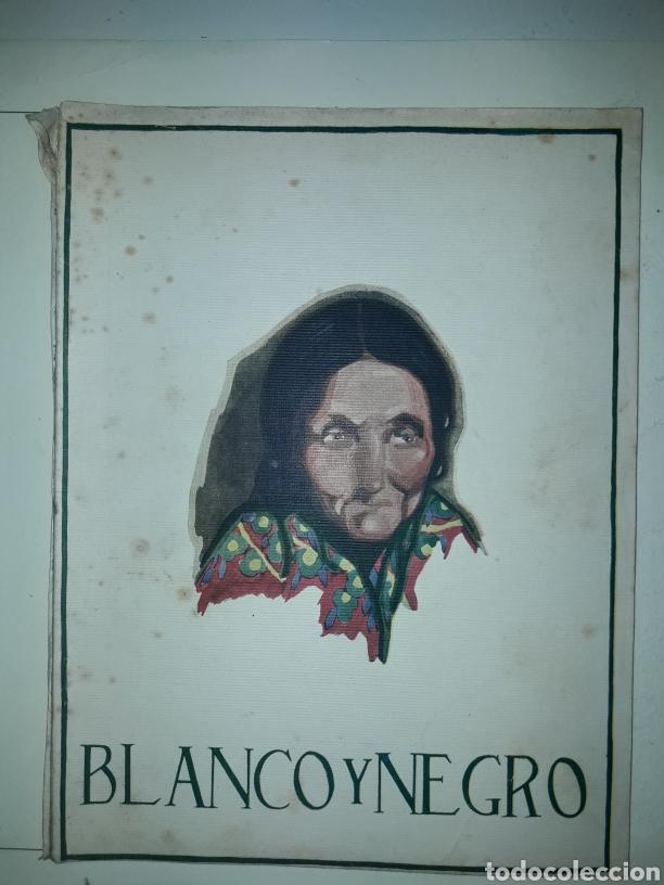 REVISTA DE 1924 ILUSTRADA BLANCO Y NEGRO (Coleccionismo - Revistas y Periódicos Antiguos (hasta 1.939))