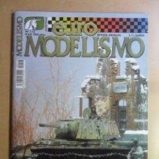 Coleccionismo de Revistas y Periódicos: Nº 113 - EURO MODELISMO - ACCION PRESS - DICIEMBRE - 2001. Lote 179035247