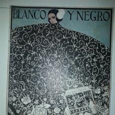 Coleccionismo de Revistas y Periódicos: REVISTA ILUSTRADA BLANCO Y NEGRO DE 1924. Lote 179035412