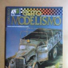 Coleccionismo de Revistas y Periódicos: Nº 123 - EURO MODELISMO - ACCION PRESS - OCTUBRE - 2002. Lote 179035525