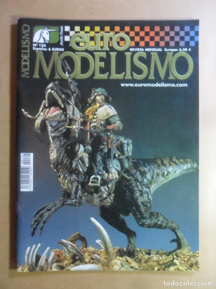 Nº 124 - EURO MODELISMO - ACCION PRESS - NOVIEMBRE - 2002 (Coleccionismo - Revistas y Periódicos Modernos (a partir de 1.940) - Otros)