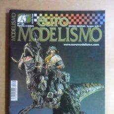 Coleccionismo de Revistas y Periódicos: Nº 124 - EURO MODELISMO - ACCION PRESS - NOVIEMBRE - 2002. Lote 179035585