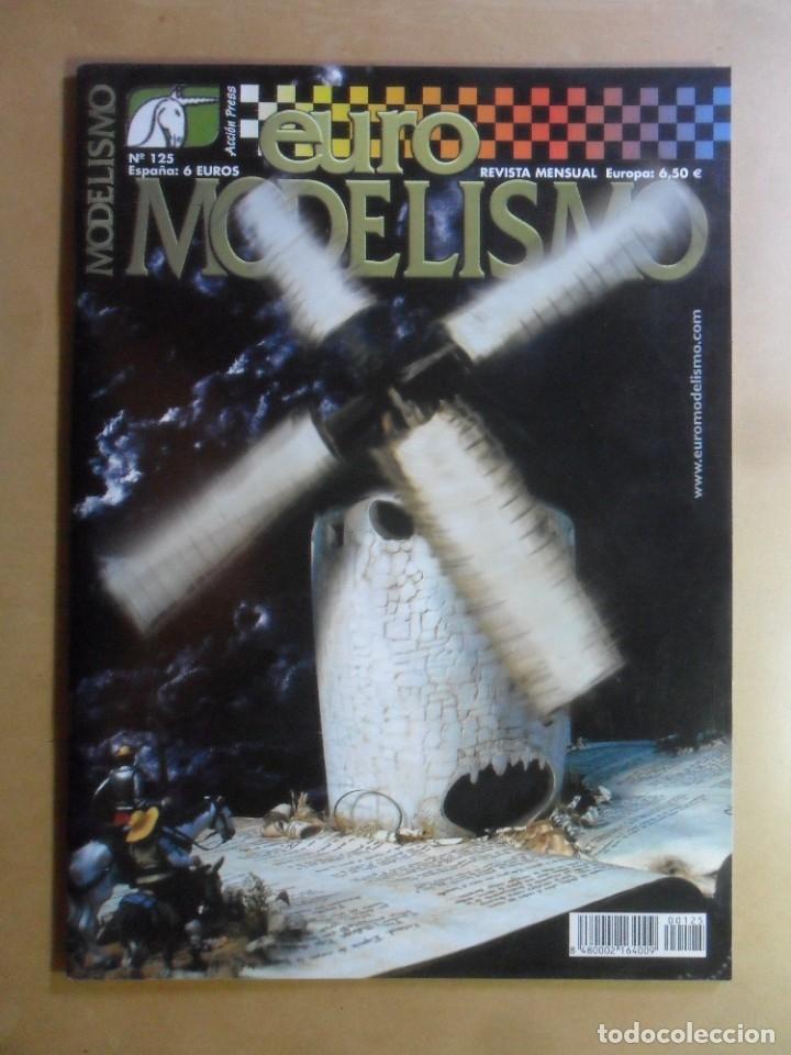 Nº 125 - EURO MODELISMO - ACCION PRESS - DICIEMBRE - 2002 (Coleccionismo - Revistas y Periódicos Modernos (a partir de 1.940) - Otros)