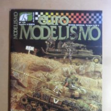 Coleccionismo de Revistas y Periódicos: Nº 129 - EURO MODELISMO - ACCION PRESS - ABRIL - 2003. Lote 179036158