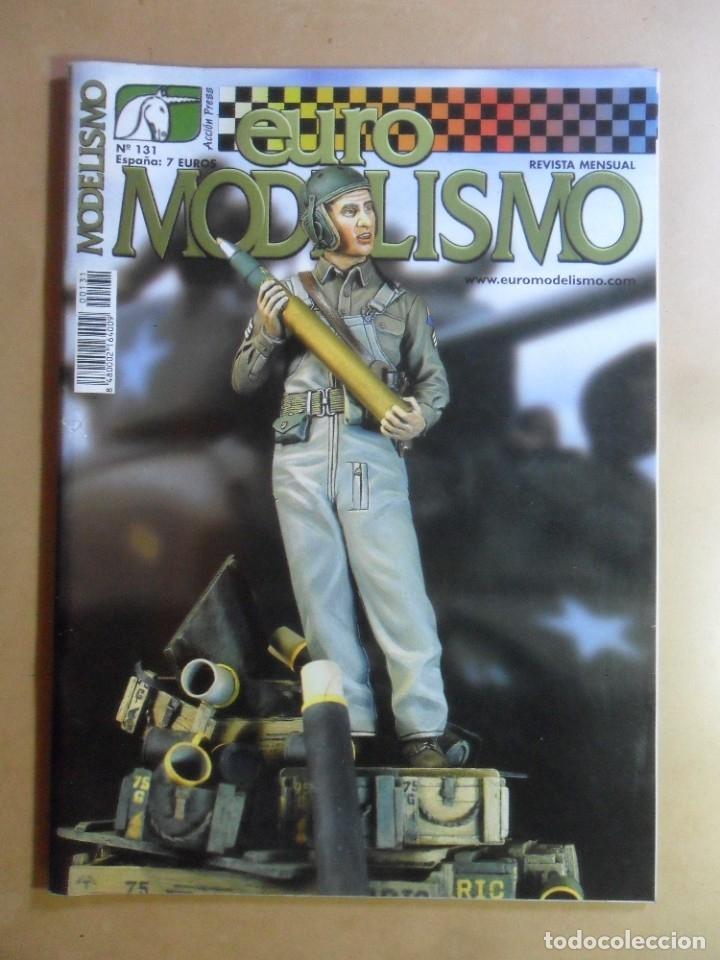 Nº 131 - EURO MODELISMO - ACCION PRESS - JUNIO - 2003 (Coleccionismo - Revistas y Periódicos Modernos (a partir de 1.940) - Otros)