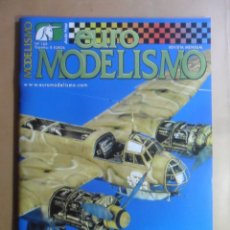 Coleccionismo de Revistas y Periódicos: Nº 169 - EURO MODELISMO - ACCION PRESS. Lote 179036618