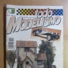 Coleccionismo de Revistas y Periódicos: Nº 55 - TODO MODELISMO - ACCION PRESS - FEBRERO - 1997. Lote 179036853