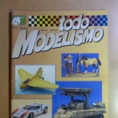 Coleccionismo de Revistas y Periódicos: Nº 56 - TODO MODELISMO - ACCION PRESS - MARZO - 1997. Lote 179036936
