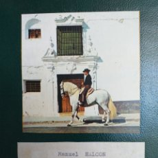 Coleccionismo de Revistas y Periódicos: RECUERDOS DE FERNANDO VILLALÓN ABC AÑOS 80 M. HALCÓN. Lote 179063630