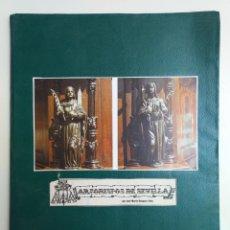 Coleccionismo de Revistas y Periódicos: ARZOBISPOS DE SEVILLA ABC AÑO 1983 VÁZQUEZ DE SOTO. Lote 179064833