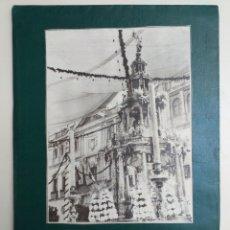 Coleccionismo de Revistas y Periódicos: JUNIO EUCARÍSTICO SEVILLANO FERNANDO GELÁN ABC 1983. Lote 179069263