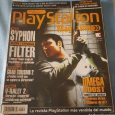 Coleccionismo de Revistas y Periódicos: PLAYSTATION MAGAZINE N°30. Lote 179074228