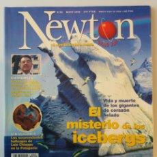 Coleccionismo de Revistas y Periódicos: REVISTA NEWTON Nº 25 MAYO 2000. Lote 179098503