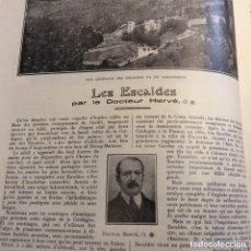 Coleccionismo de Revistas y Periódicos: L'ILLUSTRATION. Lote 179121687