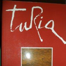 Coleccionismo de Revistas y Periódicos: REVISTA CULTURAL TURIA. NÚMEROS 21-22. Lote 221861231