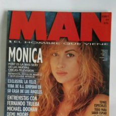 Coleccionismo de Revistas y Periódicos: REVISTA MAN N 98 MONICA PONT DEMIE MOORE LOLITA. Lote 179165496