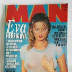 Coleccionismo de Revistas y Periódicos: REVISTA MAN N 86 EVA HERZIGOVA TOM CRUISE RED HOT CHILI PEPPERS. Lote 179170836