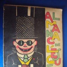 Coleccionismo de Revistas y Periódicos: (RE-191005)ALMANAC DE L,ESQUELLA 1920 L,ESQUELLA DE LA TORRATXA. Lote 179187110