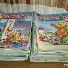 Coleccionismo de Revistas y Periódicos: LOTE 129 REVISTAS COLECCIONABLES DE PETETE. Lote 179197157