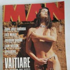 Coleccionismo de Revistas y Periódicos: REVISTA MAN N 74 VAITIARE JOAQUÍN SABINA. Lote 179208815