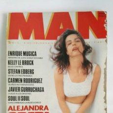 Coleccionismo de Revistas y Periódicos: REVISTA MAN N 35 ALEJANDRA GREPI. Lote 179208956