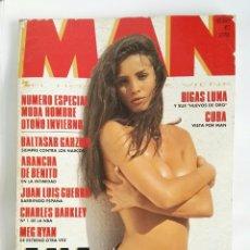 Coleccionismo de Revistas y Periódicos: REVISTA MAN N 72 ANA ALVAREZ ARANCHA DE BENITO JUAN LUIS GUERRA. Lote 179208996