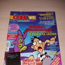 Coleccionismo de Revistas y Periódicos: REVISTA OK PC - NÚMERO 13. Lote 179210060