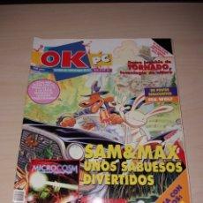 Coleccionismo de Revistas y Periódicos: REVISTA OK PC - NÚMERO 21. Lote 179210162