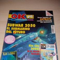 Coleccionismo de Revistas y Periódicos: REVISTA OK PC - 22. Lote 179210192