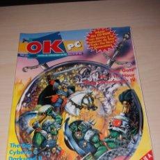Coleccionismo de Revistas y Periódicos: REVISTA OK PC - NÚMERO 44. Lote 179210205