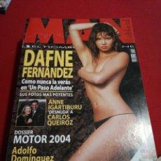 Coleccionismo de Revistas y Periódicos: REVISTA MAN AÑO 2004 N.199. Lote 179214557