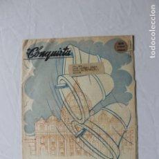 Coleccionismo de Revistas y Periódicos: REVISTA CONQUISTA, Nº 55, 1950, EDITORIAL LA VERDAD, MURCIA. Lote 179242338