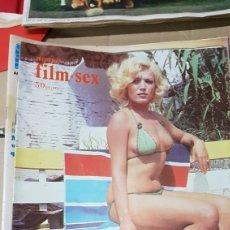 Coleccionismo de Revistas y Periódicos: REVISTA PARA ADULTOS NUEVO FILM SEX. Lote 179254941