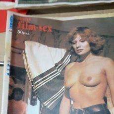 Coleccionismo de Revistas y Periódicos: REVISTA PARA ADULTOS NUEVO FILM SEX. Lote 179255020