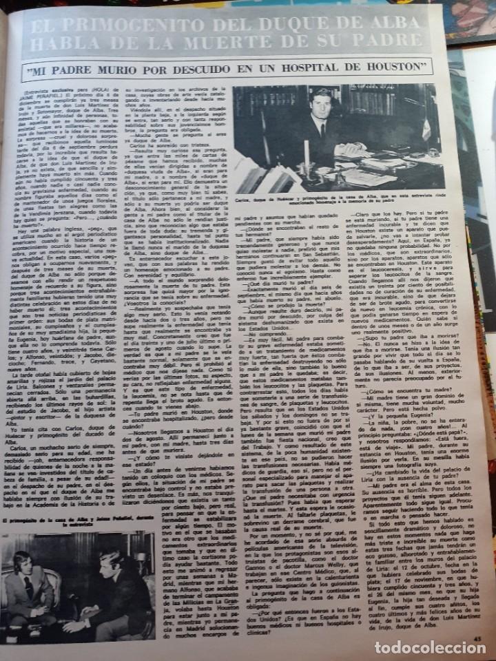 CARLOS DUQUE DE HUESCAR DE ALBA (Coleccionismo - Revistas y Periódicos Modernos (a partir de 1.940) - Otros)