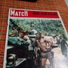 Coleccionismo de Revistas y Periódicos: REVISTA PARIS MATCH N 959 1967. Lote 179341668
