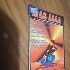 Coleccionismo de Revistas y Periódicos: MÁS ALLÁ 73. REVISTA DE MISTERIO. GRAPA. BUEN ESTADO. Lote 179374847
