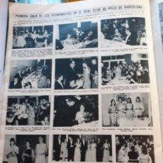 Coleccionismo de Revistas y Periódicos: REAL CLUB DE POLO DE BARCELONA. Lote 179527116