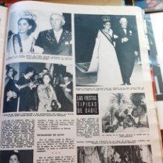 Coleccionismo de Revistas y Periódicos: 1967 FIESTAS DE CADIZ Y LA CORUÑA. Lote 179527267