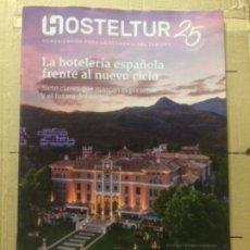 Coleccionismo de Revistas y Periódicos: REVISTA HOSTELTUR. NÚMERO 292. 2019. Lote 179545518