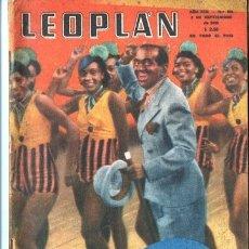 Coleccionismo de Revistas y Periódicos: 1953 LEOPLAN # 461 AL JOLSON EL CANTOR DE JAZZ PRIMEROS INVENTOS UN OBISPO EN N YORK MIK FERDIN´AND. Lote 180007393